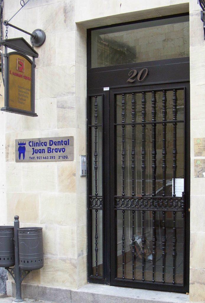 portal barrote fundicion